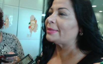 Dowell designará coordinadora, diputadas nos sumaremos: Karina Velázquez