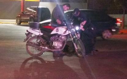 Chocan a repartidor de Antojitos la Peña; fue llevado a un hospital