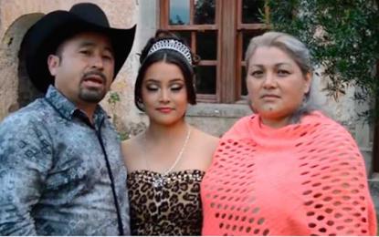 Video de invitación de quinceañera se vuelve viral