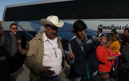 """Audio:""""Manifestaciones vs el gasolinazo continuarán hasta la reunión de la Conago """" Yako Rodríguez"""