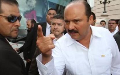 Retiran 250 escoltas asignados a Cesar Duarte y funcionarios