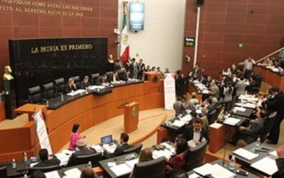 Senado de la República reduce su gasto en 10%