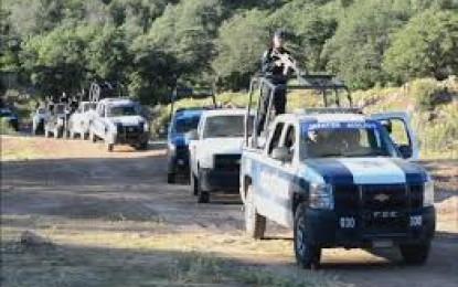 Narco pone horarios a servicios de salud en la Sierra