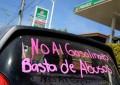 La Suprema Corte de Justicia de la Nacion 'batea' amparos contra el gasolinazo