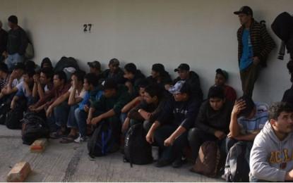 México hace el trabajo sucio de EU deportando centroamericanos: Amnistía Internacional