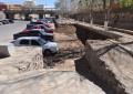 Se adelgaza el paseo lineal para compensar área hidráulica del río Parral