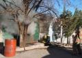 VÍDEO: Incendia vivienda al estar fumando al interior; col. Héroes de la Revolución