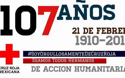 Hoy se conmemora la Fundación de la Cruz Roja Mexicana