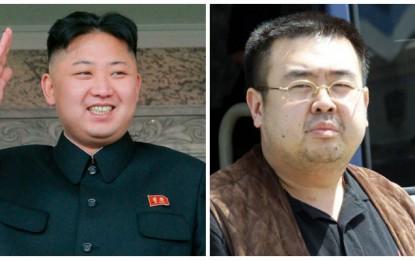 Asesinaron en Malasia al hermano de líder coreano