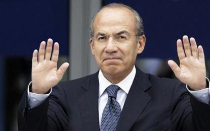 Histórico: Niegan a Felipe Calderón entrar a Cuba