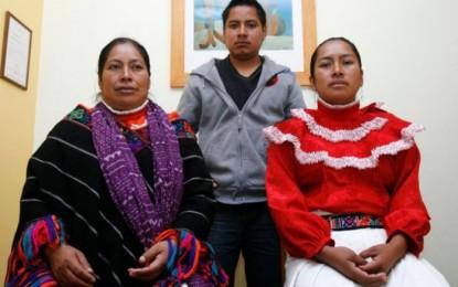 PGR se disculpa con mujeres indígenas que fueron encarceladas indebidamente