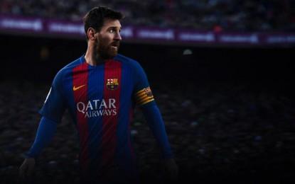 Messi, a un triunfo de los 400 en el Barcelona