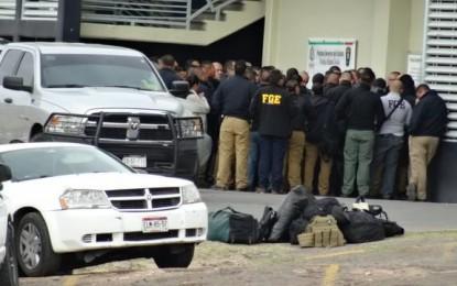 Inconformes Policías Estatales ante traslado a Madera