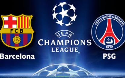 Hoy es martes de octavos de final de la Champions League