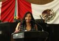 Reclama legisladora priista el incremento de la inseguridad en el estado
