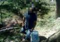 Se suicida atándose a una rama de árbol en Punto Alegre; es Parralense
