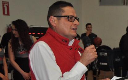 Renuncia José Sáenz al Comité Municipal de Básquetbol