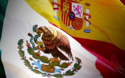 """España """"a la orden"""" de México frente a Trump"""