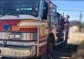 Rescatan bomberos a misionero en Madera; sufrió quemaduras por el sol
