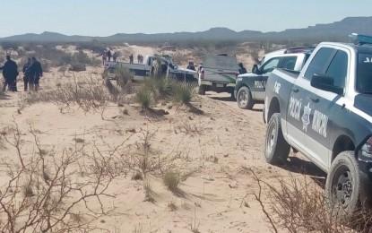 En carretera a Casas Grandes, encuentran 4 muertos