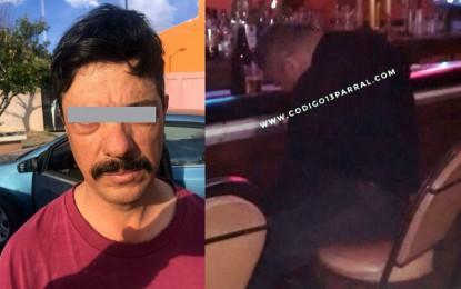 Cae en Parral presunto homicida; se le atribuye asesinatode Manuel Favero en Santa Bárbara