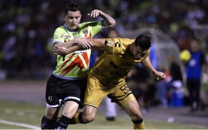 ¡Son muy bravos! Juárez se lleva la seminifinal de ida ante Dorados en el ascenso MX
