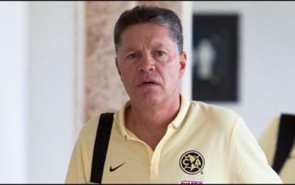 Ricardo Peláez dejará al América al final del torneo