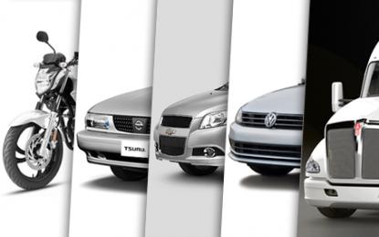 Estos son los 10 vehículos más robados en México, ¿está el tuyo?