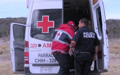 Muere Parralense en Ganacevi Durango al caerle una piedra en la cabeza