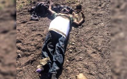 Tiran ejecutado con narcomensaje en carretera La Junta – Cuauhtémoc
