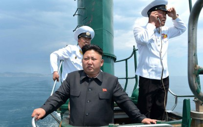 Guerra latente: 50 submarinos rodean Corea; EU mandó uno nuclear