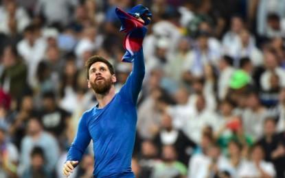 VÍDEO: ¡Messi! Anota de último minuto al Madrid y Barcelona es líder