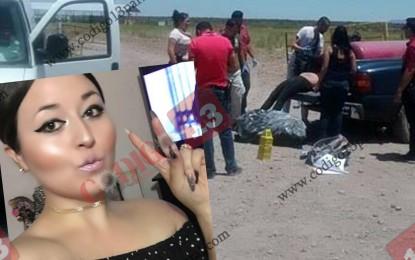 Identifican a ejecutada de Talamantes; es Parralense, Rubí Baca Rodríguez