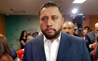 Diputados descartan que Antonio Tarín consiga fuero