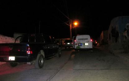 Un lesionado y un muerto durante festejo de quinceañera en Gpe y Calvo