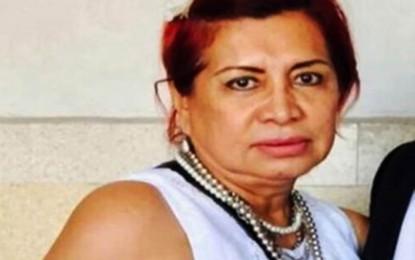 Identifican a autor intelectual de asesinato de Matilde Gil