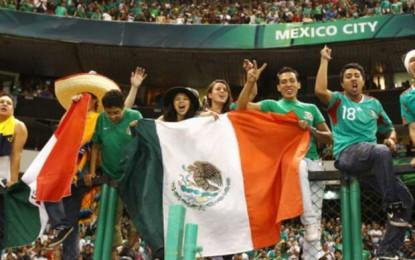 FIFA multó a Brasil, Argentina y México