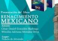 """Presentación en Parral del libro """"Renacimiento Mexicano"""""""