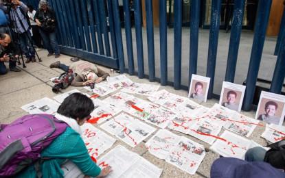 """México """"el país más peligroso para los periodistas, incluso que Siria"""""""