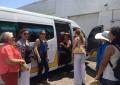 """Llegan a Mazatlán las mamás ganadoras del """"Día de las Madres""""; regalo del Presidente"""