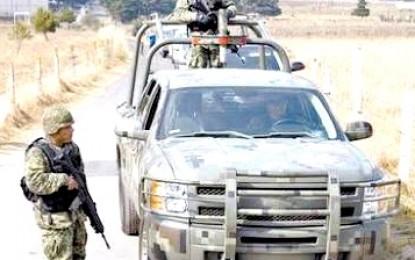 Ante la narco guerra, pide jefe de la Policía Estatal 600 militares