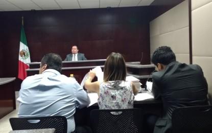 Reconoció Miguel Jurado que 1.8 mdp eran aportaciones para el CDM del PRI: MP