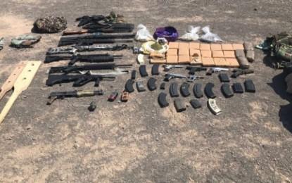 Agentes de la Comisión Estatal de Seguridad liberan a cuatro secuestrados y detuvieron a nueve integrantes una célula criminal