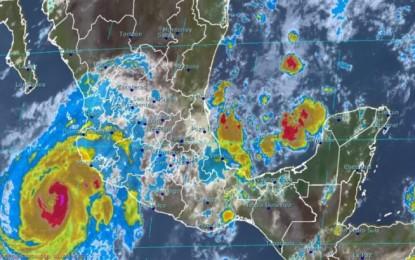 Huracán Dora se acerca; traerá fuertes lluvias al estado de Chihuahua