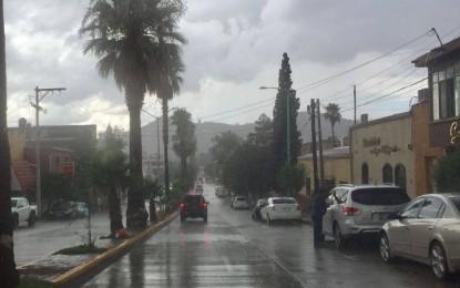 Se esperan fuertes lluvias para Parral por onda tropical 19