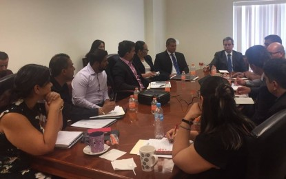 Se reúnen fiscales para fortalecer esfuerzos en materia de seguridad