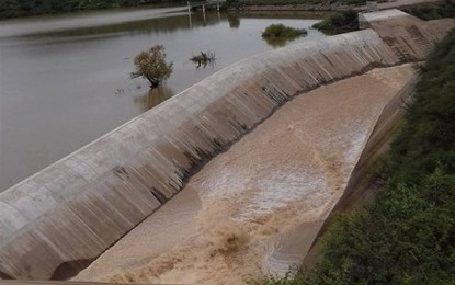 GALERÍA: Checa como se encuentra la presa Parral