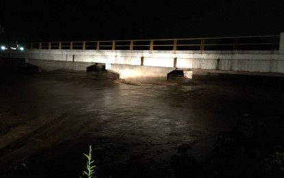 Vídeos de la creciente del río por la noche