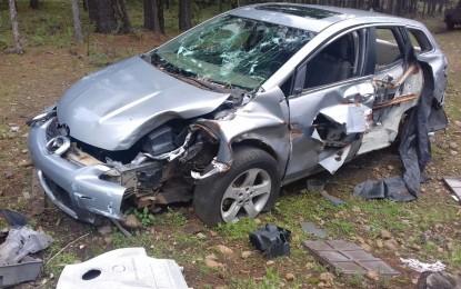 Encuentran en Yerbitas auto robado en Torreón
