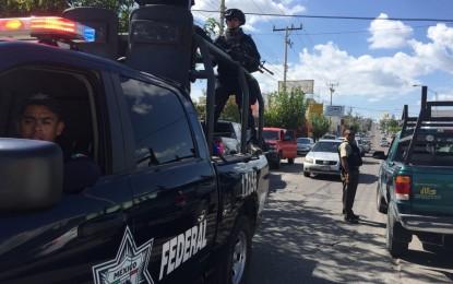 Se niega policía Federal a apoyar a CES y SEDENA en Madera